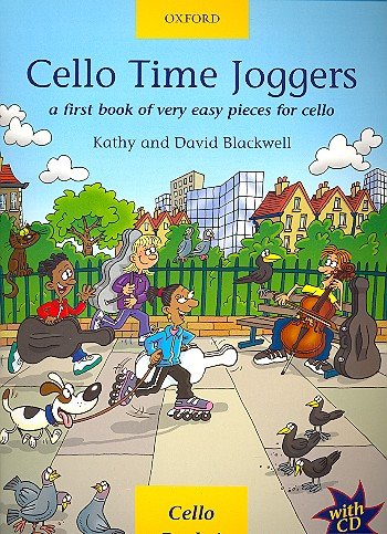 Blackwell, Kathy - Cello Time Joggers vol.1 (+CD) :