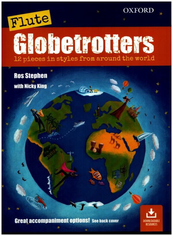 Flute Globetrotters (+CD): for flute
