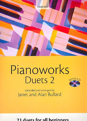 - Pianoworks Duets vol.2 (+CD) :