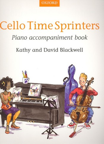 Blackwell, Kathy - Cello Time Sprinters :