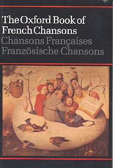 The Oxford Book of French Chansons: for mixed chorus