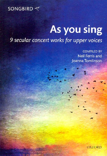 As You sing: for female chorus (some with acompaniment)