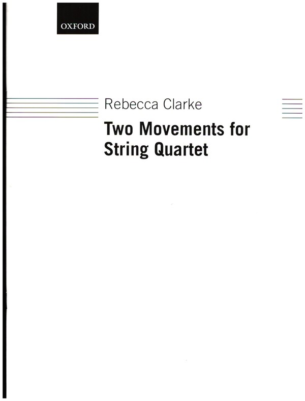 2 Movements: for string quartet