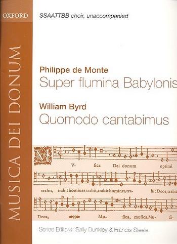 2 Pieces: for mixed chorus (SSAATTBB) a cappella