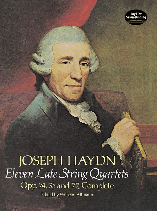 11 Late String Quartets opus.74, 76 and 77