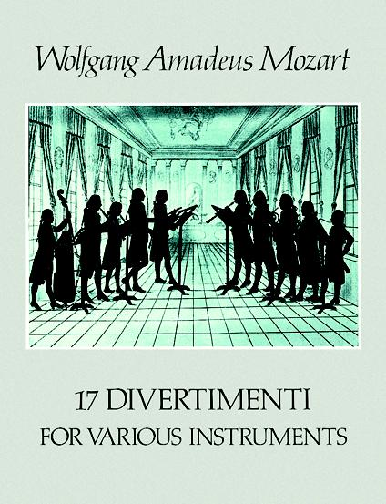 17 divertimenti: for various instruments