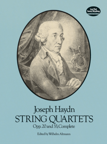 12 string quartets op.20 and op.33: