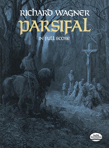 Wagner, Richard - Parsifal : score