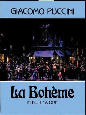 Puccini, Giacomo - La Bohème : full score (it)
