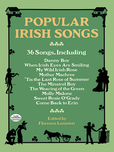 Popular Irish Songs: 36 songs for voice and piano