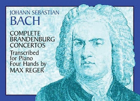Complete Brandenburg Concertos: for piano 4 hands