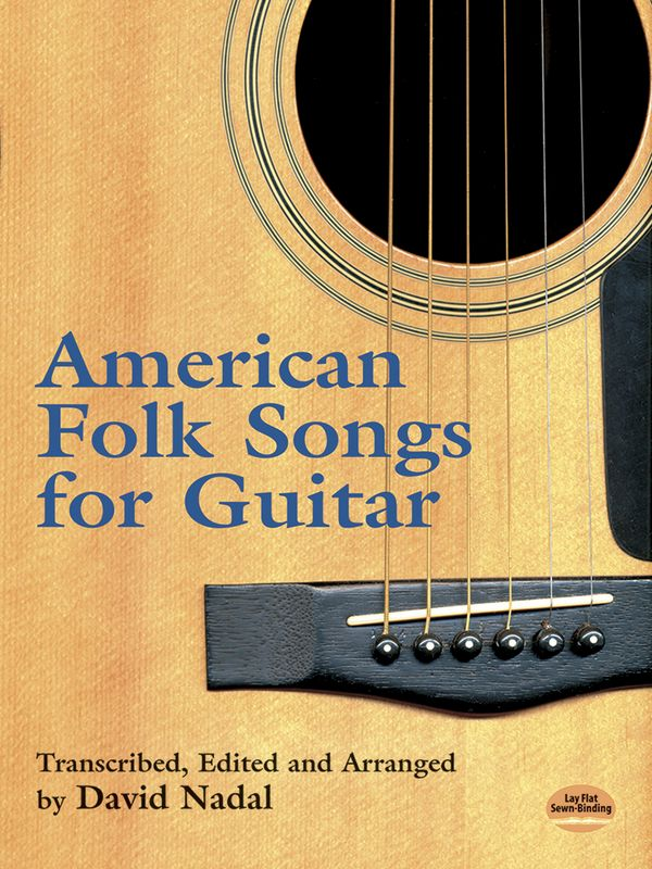 American Folk Songs: for guitar notes, chords, tablature