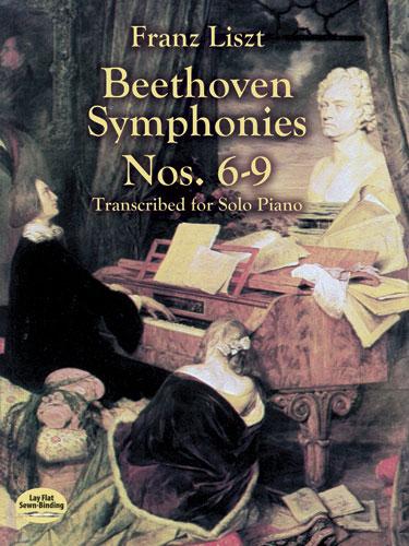 Liszt, Franz - Beethoven Symphonies nos.6-9 :