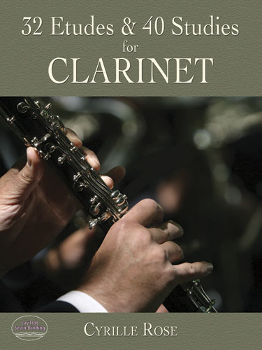 32 Etudes and 40 Studies: for clarinet
