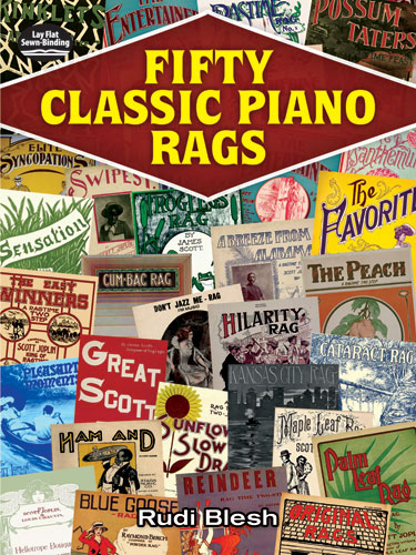 50 classic Piano Rags: for piano