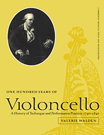 100 Years of Violoncello: A history of technique and performance