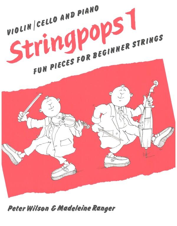 - Stringpops vol.1 : piano score