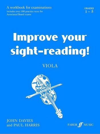 Improve your Sight-Reading: for viola (grades 1-5)