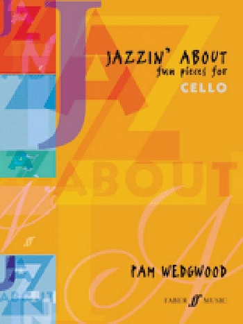 Wedgwood, Pamela - Jazzin' about : Fun pieces for