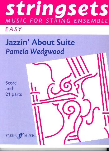 Wedgwood, Pamela - Jazzin' about Suite :