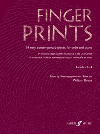 - Fingerprints : for cello and piano