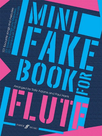 Mini Fake Book: for flute