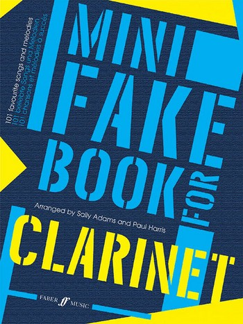 Mini Fake Book: for clarinet