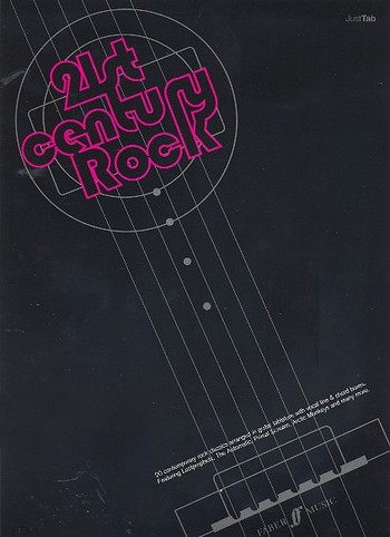 21st Century Rock songbook vocaltab