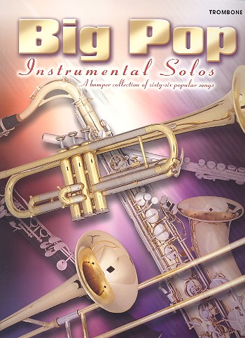 Big Pop Instrumental Solos: for trombone