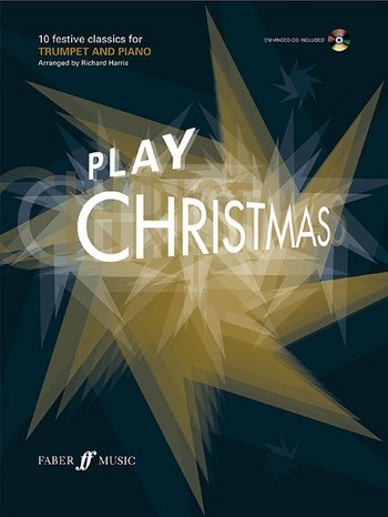 Play Christmas (+CD): for trumpet and piano