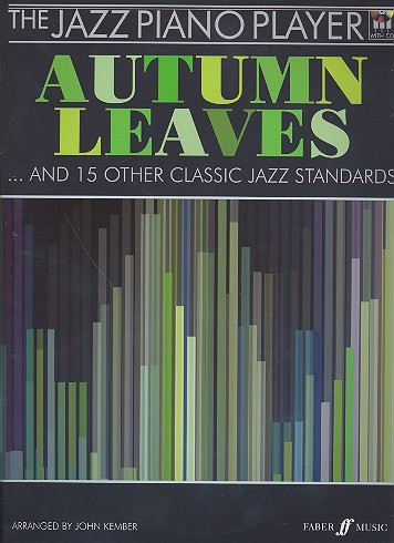 Autumn Leaves (+CD): for piano and piano/vocal/guitar