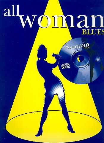 All Woman Blues (+CD): 12 selected songs