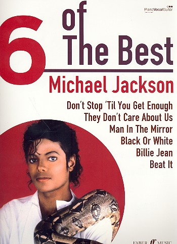 - 6 of the Best : Michael Jackson