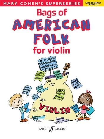 Bags of American Folk: for violin