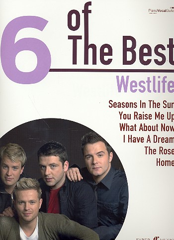 - 6 of the Best : Westlife