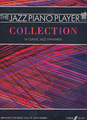 - The Jazz Piano Player Collection (+CD) :