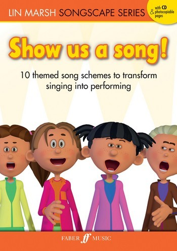 0-571-53901-7 Songscape - Show us a Song (+CD): for young voice (chorus) and piano