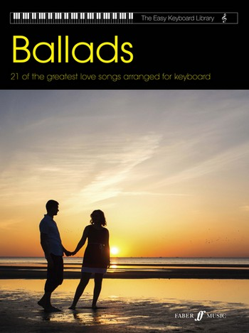 Ballads: for keyboard