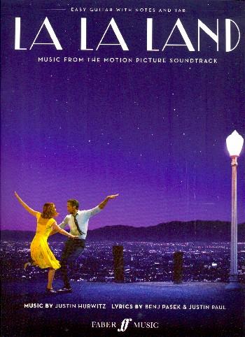 La La Land: for easy guitar/tab