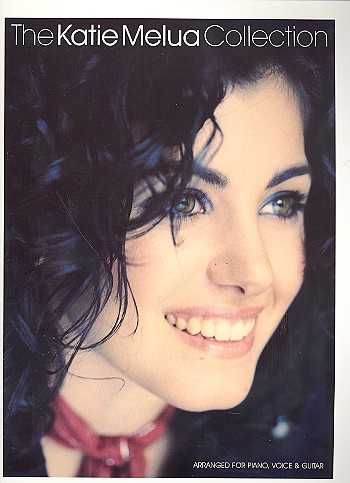 The Katie Melua Collection Songbook piano/vocal/guitar