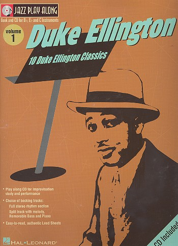 10 Duke Ellington Classics (+CD): for Bb, Eb and C instruments