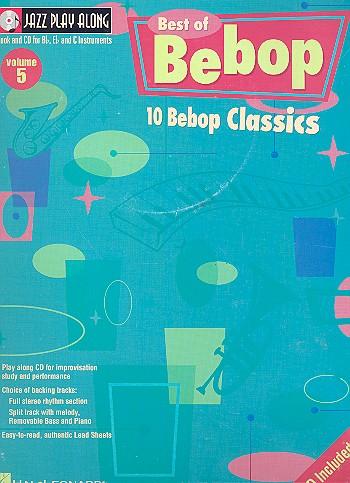 10 Bebop Classics (+CD): for Bb, Eb and C Instruments