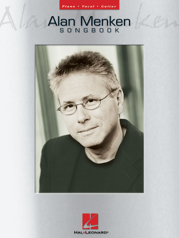 Alan Menken: songbook piano/vocal/guitar