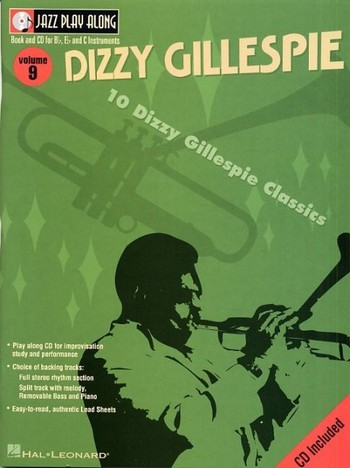 10 Dizzy Gillespie Classics (+CD): for Bb, Eb and C instruments