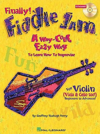Finally Fiddle Jam (+CD): A easy Way to learn how to