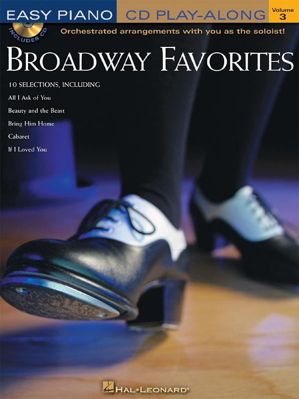 Broadway Favorites (+CD): for easy piano (vocal/guitar)