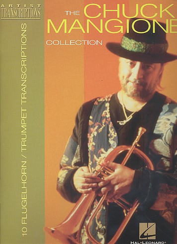 The Chuck Mangione Collection: for trumpet (flugelhorn)