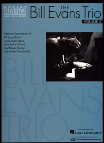 Bill Evans: Trio vol.2 for piano, bass and drums