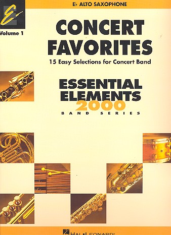 Concert Favorites vol.1: for concert band