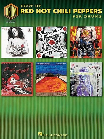 Best of Red Hot Chili Peppers: Songbook vocal/drums